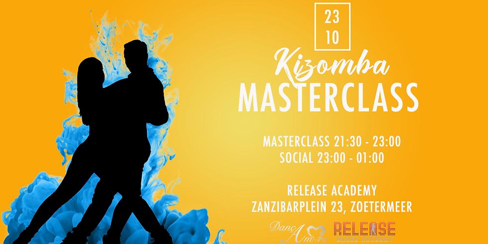 Masterclass Kizomba + Social