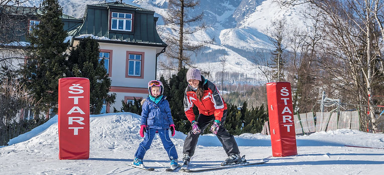Hľadá sa inštruktor lyžovania do Tatranskej Lomnice
