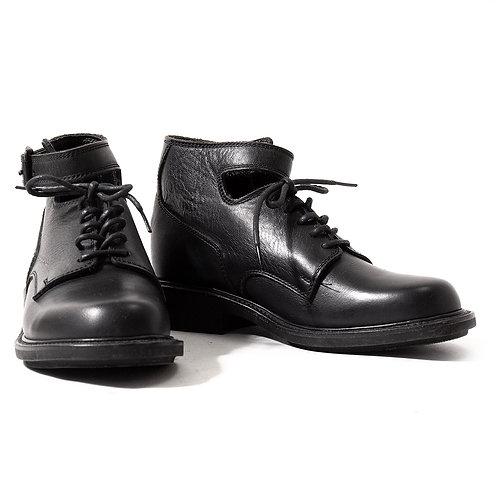 Y's Yohji Yamamoto Boots with strap