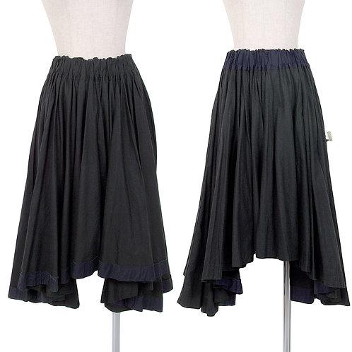 Y's  Wide pleats Skirt