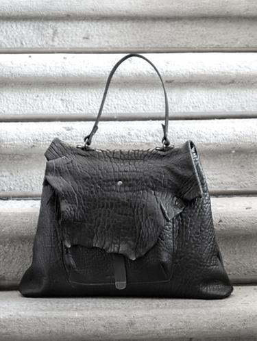 Gelsomina leather handbag