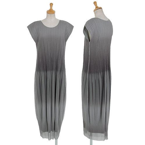 PLEATS PLEASE  Layered Pleats Dress