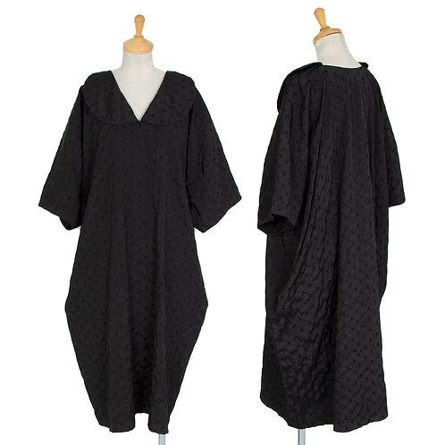 COMME des GARCONS COMME des GARCONS Dyed Jaquard Dress