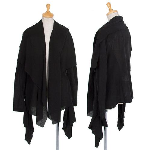 Yohji Yamamoto  Draped light Jacket