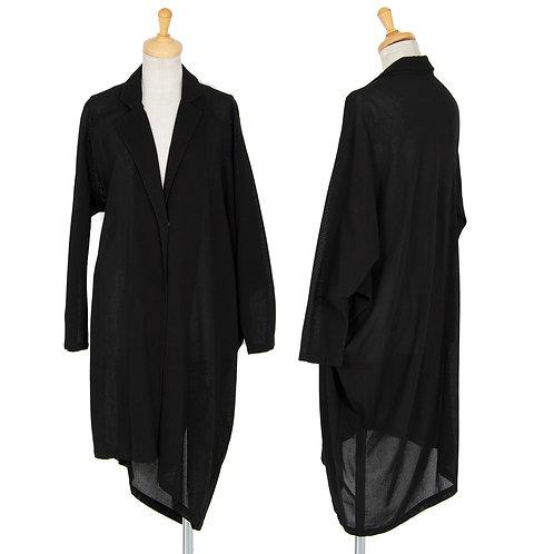 Yohji Yamamoto  Asymmetry Summer Jacket