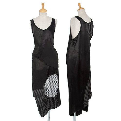 Y's Circle patchwork  Dress