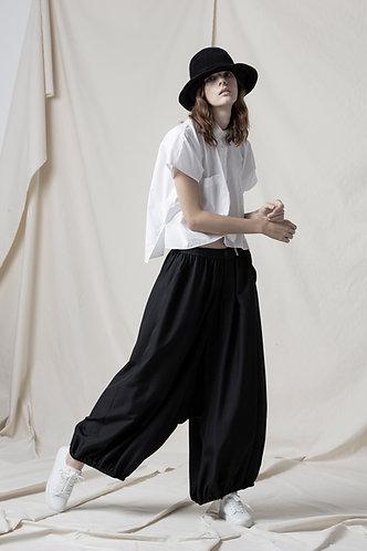 Loose sakura trousers