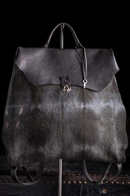 Zaire wool backpack