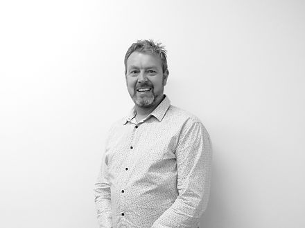 Headshot of ICT Manager Matt Brook