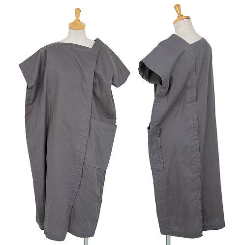ISSEY MIYAKE 132 5. Cotton boxy Dress