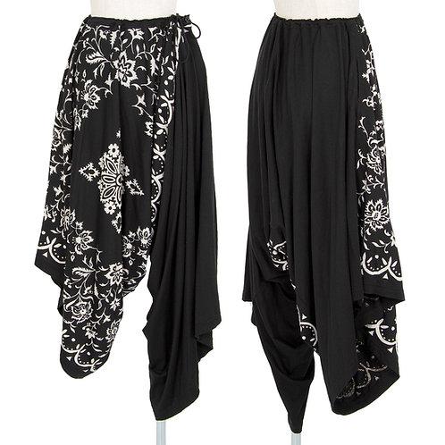 Y's Drape Bandana Trousers