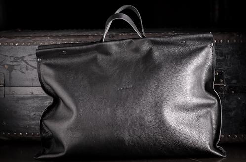 Bianconiglio L leather bag