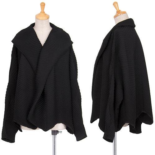 Issey Miyake Pleats wave jacket