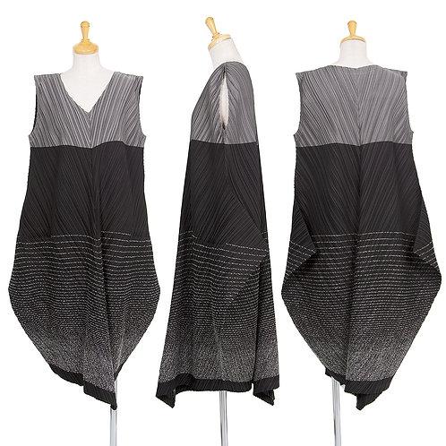 Issey Miyake pleats please gradation Dress