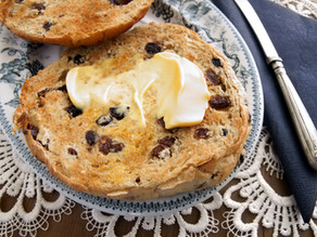 Défi linguistico-culinaire : bake scones like Mary Poppins!