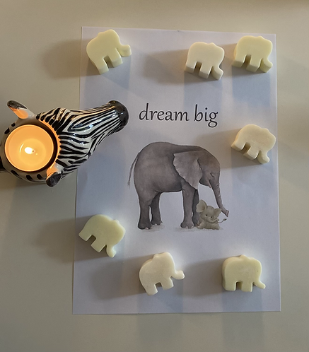 Elephant Wax Melts