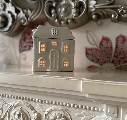 House Ceramic White Oil Burner