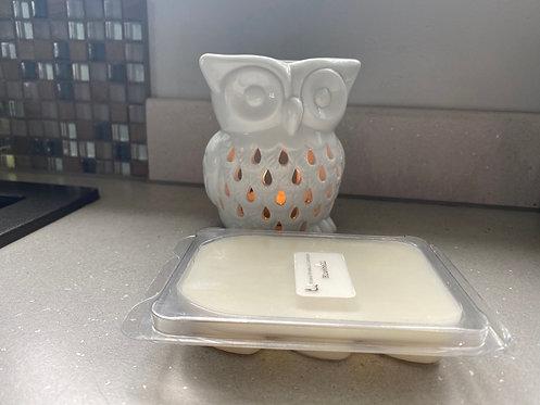 White Owl Burner with Melt Block