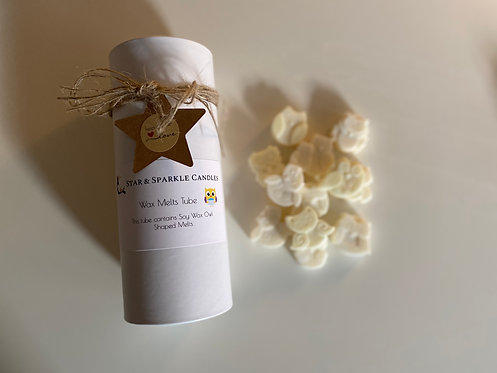 Chunky Owls Scented Soy Wax Melts Tube