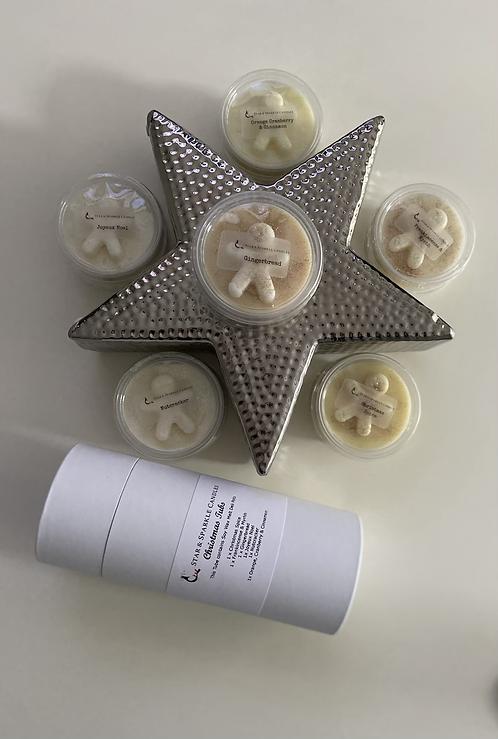 Christmas Soy Wax Deli Pot Melts Gift Tube