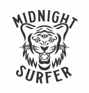Midnight Surfer logo