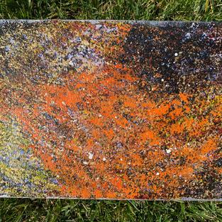 Ornge Galaxy