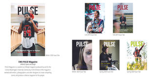 PULSE Magazine Covers