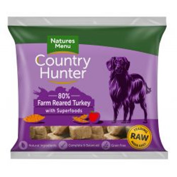 Country Hunter Nuggets Farm Reared Turkey with Superfoods