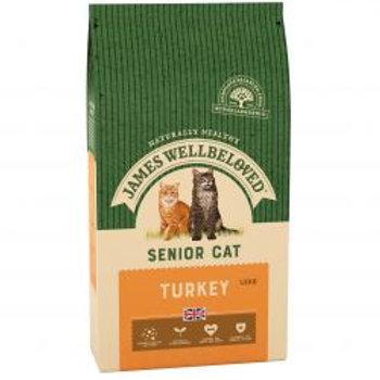 James Wellbeloved Senior Cat Turkey & Rice