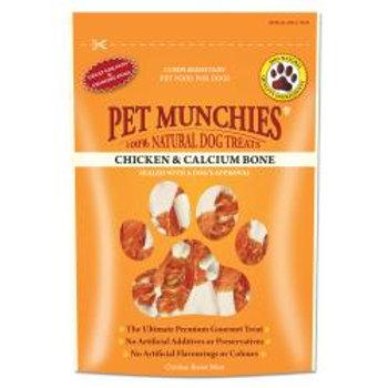 Pet Munchies Chicken & Calcium Bone