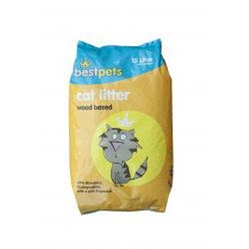 Bestpets Cat Litter Wood