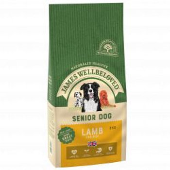 James Wellbeloved Senior Dog Lamb & Rice