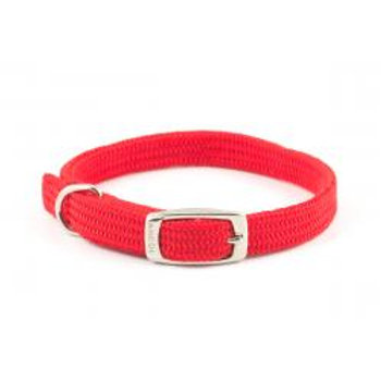 Ancol Softweave Collar Red