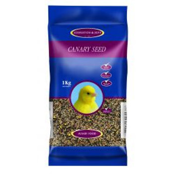 Johnston & Jeff Mixed Canary Seed, 1kg