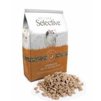 Selective Rat Food