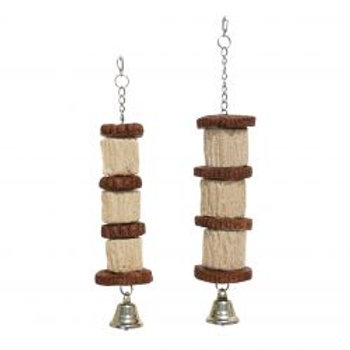 Rosewood Hide N Treat Chain, Small size