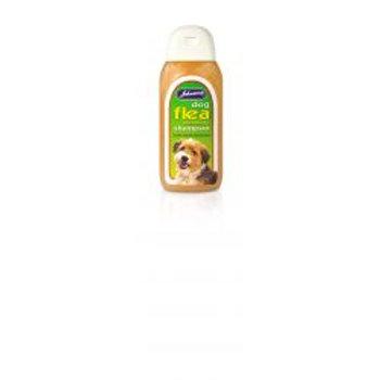 Johnson's Dog Flea Cleansing Shampoo, 125ml or 200ml