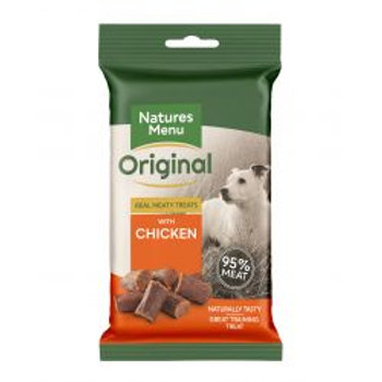 Natures Menu Original Real Meaty Treats with Chicken
