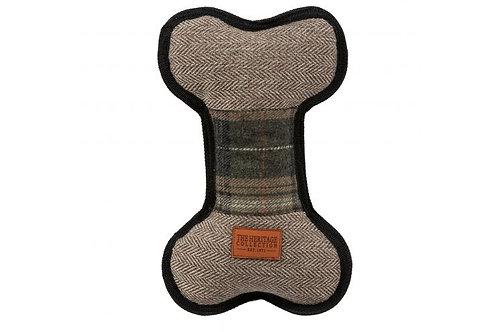 Ancol Heritage Tweed Bone Toy