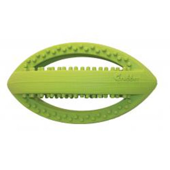Happy Pet Grubber Rugby Ball