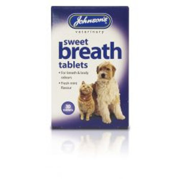 Johnson's Sweet Breath Tabs
