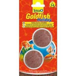 Tetra Goldfish Holiday Food