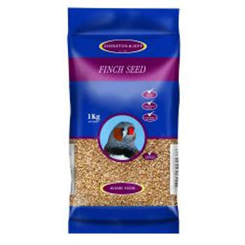 Johnston & Jeff Foreign Finch Seed, 1kg