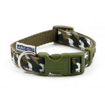 Ancol Collar Combat Green