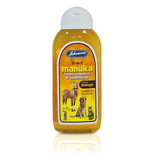 Johnson's Manuka Honey Shampoo