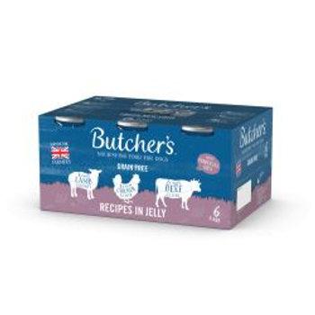 Butchers Meaty Recipe 6 Pack