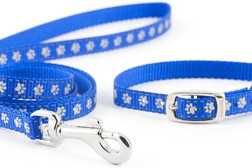 Ancol Puppy Paw Set Blue