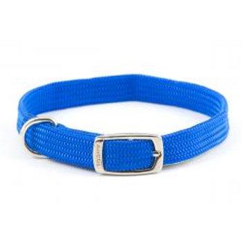 Ancol Softweave Collar Blue