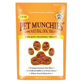 Pet Munchies 100% Natural Chicken Training Treats