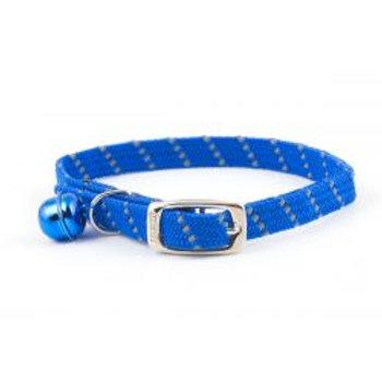 Ancol Cat Collar Reflective Blue